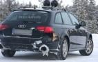 Spy shots: 2010 Audi A4 Allroad