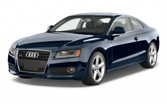 Best Family Luxury Coupes: 2011 Audi A5