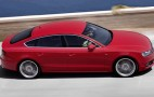 Audi releases more images for 2010 A5 Sportback