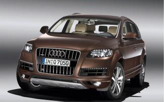Preview: 2010 Audi Q7