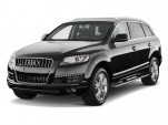 2010 Audi Q7 quattro 4-door 3.0L TDI Premium Plus Angular Front Exterior View