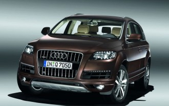 Audi Q7: The Remake