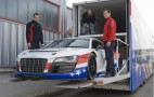 2010 Audi R8 LMS GT3 Race Car Unveiled, Already Sold Out