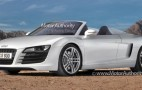 Preview: Audi R8 'Spider' convertible