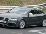 2010 Audi RS5 spy shots