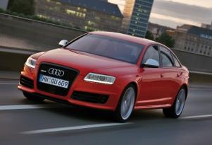 2010 Audi RS6 Sedan