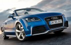 Audi TT-RS Roadster set for Leipzig Motor Show debut