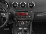 2010 Audi TTS 2-door Coupe S tronic 2.0T quattro Premium Instrument Panel
