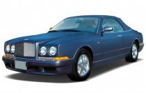 2010 Bentley Azure 2-door Convertible T Angular Front Exterior View