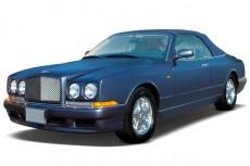 2010 Bentley Azure 2-door Convertible T Angular Front Exterior View