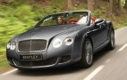Bentley unleashes Continental GTC Speed