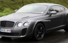 Spy shots: Bentley Continental Supersports in production trim