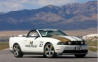 Hurst Unveils Limited Edition BF Goodrich 2010 Mustang Pace Car