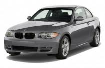 2010 BMW 1-Series 2-door Coupe 128i Angular Front Exterior View