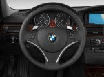 2010 BMW 3-Series 4-door Sedan 335i RWD Steering Wheel