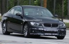 Spy shots: Facelifted BMW 3-series Coupe