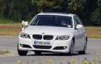 BMW Unveils 57 mpg 3-series Sedan For Europe