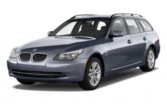 Wagon Review: 2010 BMW 5-Series Sports Wagon