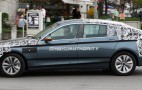 Spy shots: BMW 5-series GT on the streets of Munich