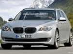 2011 BMW 5-Series Touring Wagon Rendered