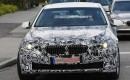 2010 BMW 5-series spy shots