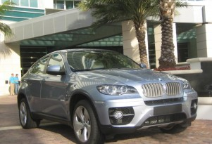 First Drive: 2010 BMW ActiveHybrid X6