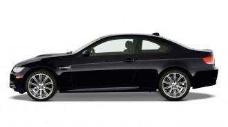 2010 BMW M3 2-door Coupe Side Exterior View