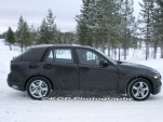 2010 BMW X1 Spy Shots