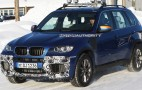 Spy shots: BMW X5 M performance SUV