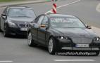 Scanned image reveals next-gen BMW 5-series