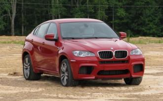 First Drive: 2010 BMW X6 M