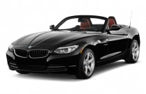 2010 BMW Z4 2-door Roadster sDrive30i Angular Front Exterior View