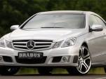 2010 Brabus Mercedes Benz E-Class Coupe