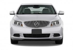 2010 Buick LaCrosse 4-door Sedan CX 3.0L Front Exterior View