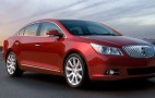 2010 Buick LaCrosse sedan unveiled
