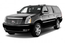 2010 Cadillac Escalade ESV 2WD 4-door Base Angular Front Exterior View
