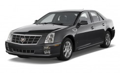 2011 Cadillac STS Photos