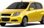 2011 Chevrolet Viva: GM's Answer To the Ford Fiesta?