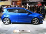 Super Sonic: Report Says 2013 Chevy Sonic To Get RS Package