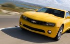 GM issues first recall for Chevrolet Camaro