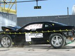 2010 Chevrolet Camaro NCAP frontal crash test
