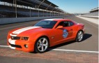 GM Unveils 2010 Chevrolet Camaro SS Indianapolis 500 Pace Car