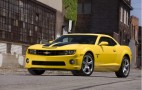 2010 Camaro TRANSFORMERS Special Edition announced