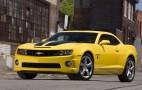 Chevrolet Announces 2010 Camaro Transformers Special Edition at Comic Con