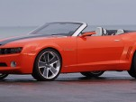 2011 Chevrolet Camaro Convertible On Track, GM Says