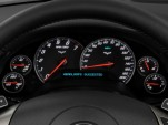 2010 Chevrolet Corvette 2-door Coupe w/3LT Instrument Cluster
