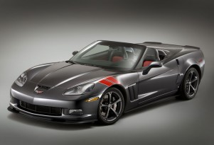2010 Chevrolet Corvette Grand Sport Heritage Package
