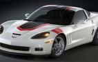 Custom Corvette Grand Sport major prize in National Corvette Museum raffle