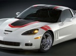 2010 Chevrolet Corvette Grand Sport museum raffle