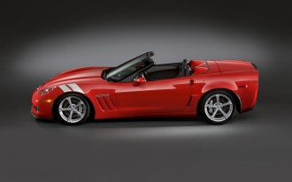 First Look: 2010 Chevrolet Corvette Grand Sport